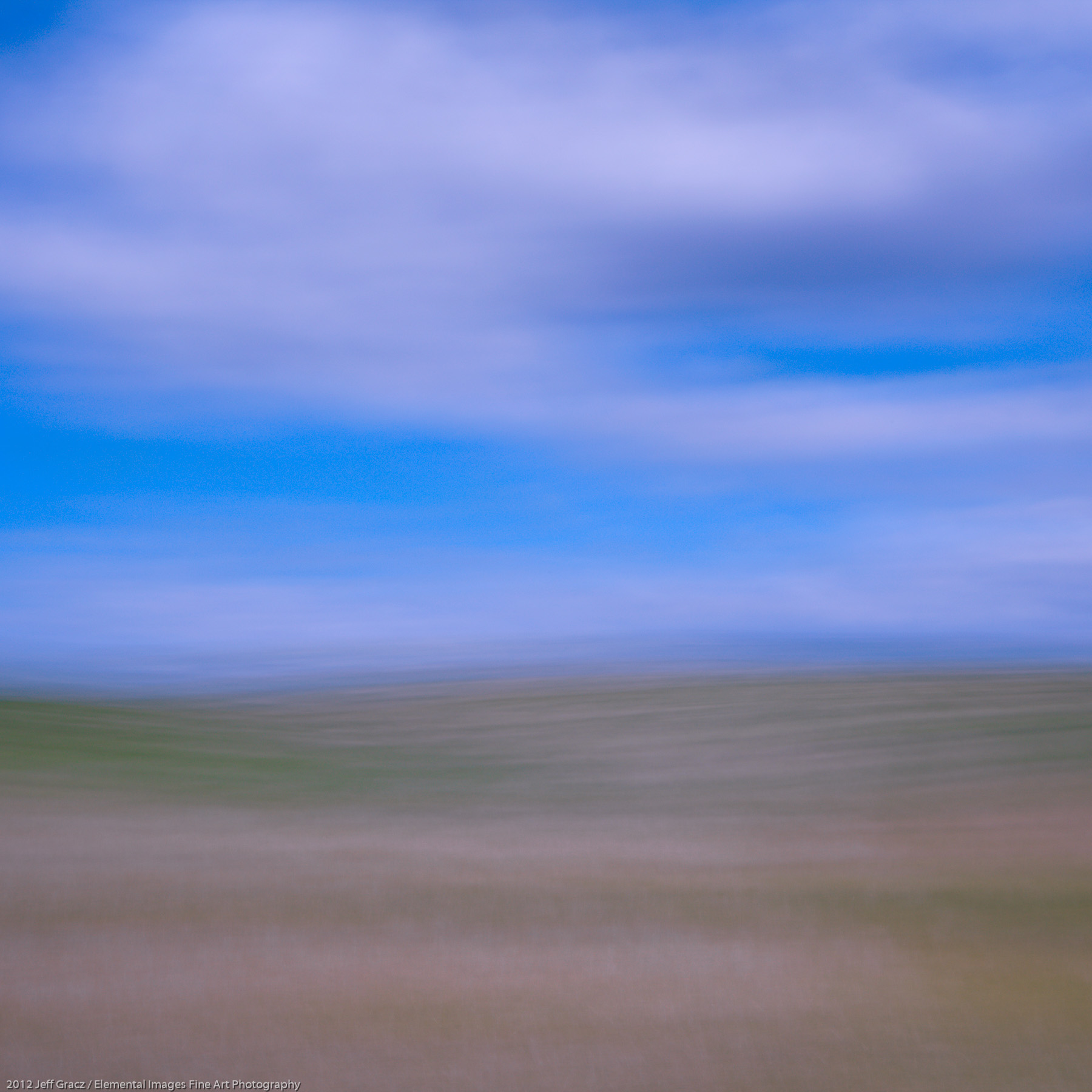 Impressions of The Palouse #12 |  |  | USA - © 2012 Jeff Gracz / Elemental Images Fine Art Photography - All Rights Reserved Worldwide