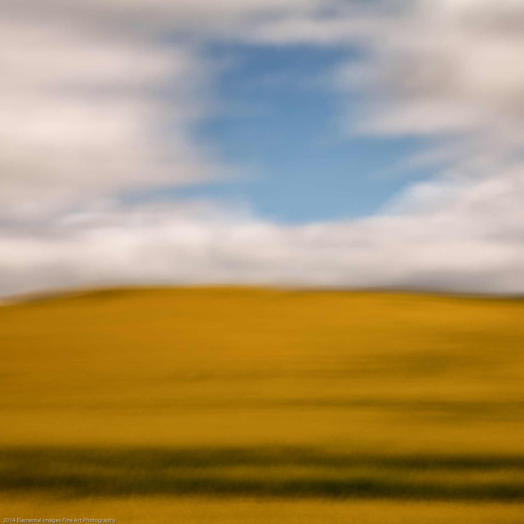 Palouse XLIX | The Palouse | WA | USA - © 2014 Elemental Images Fine Art Photography - All Rights Reserved Worldwide