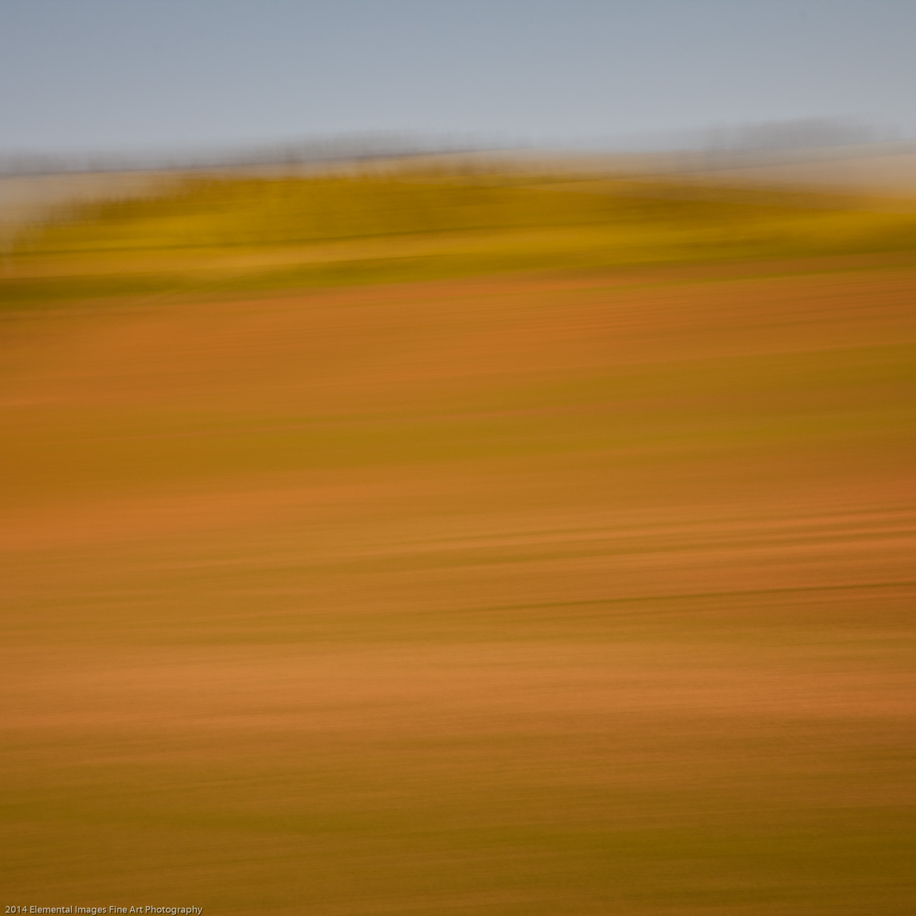 Palouse LXXII | The Palouse | WA | USA - © 2014 Elemental Images Fine Art Photography - All Rights Reserved Worldwide