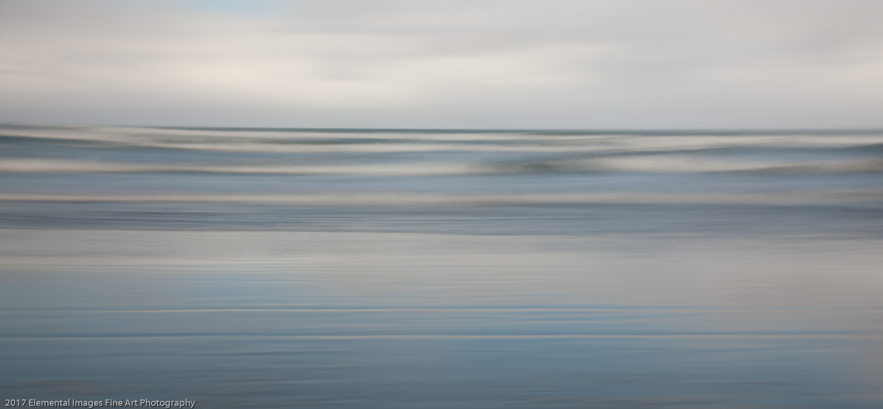 Sea and Sky #63   Bandon   OR   USA - © 2017 Elemental Images Fine Art Photography - All Rights Reserved Worldwide