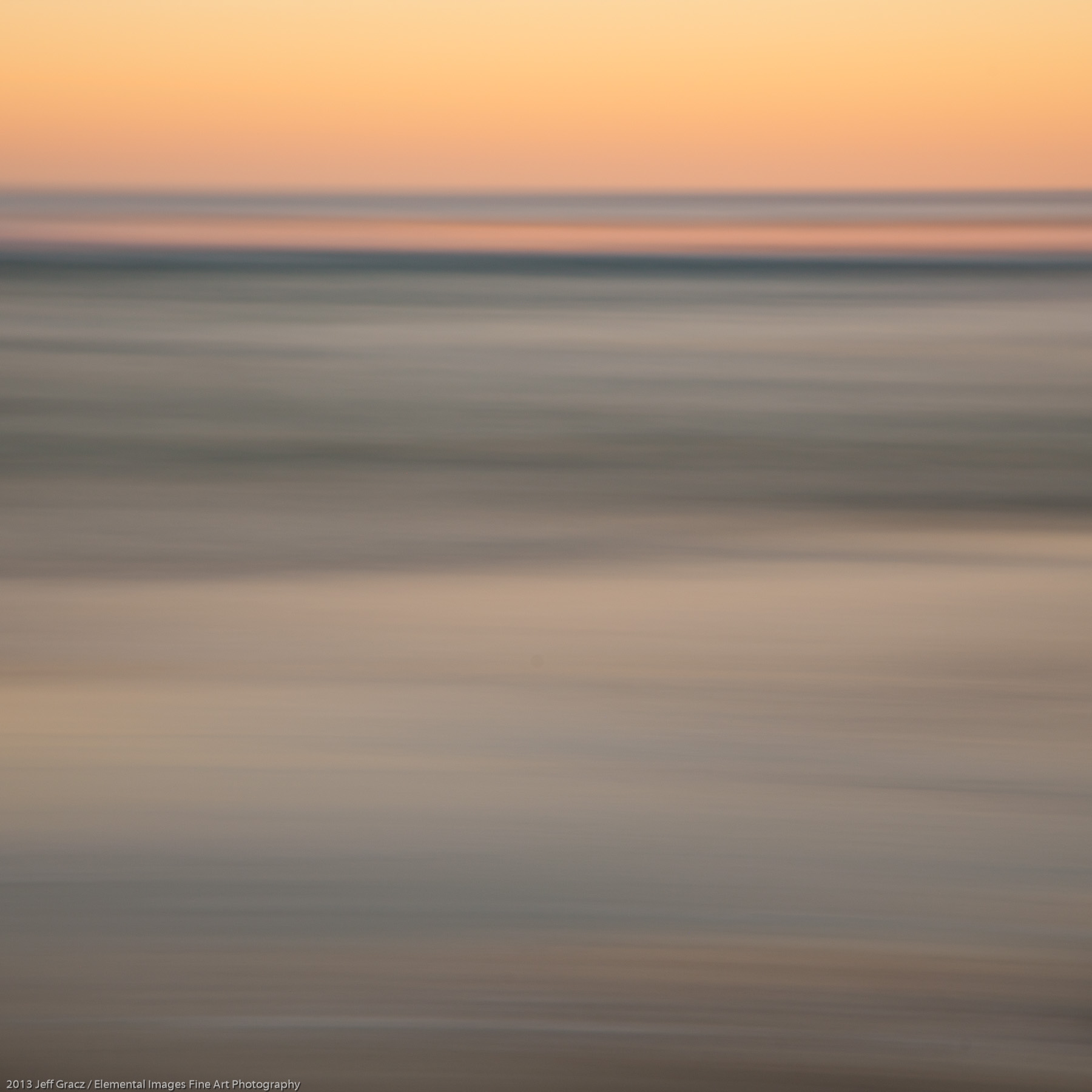 Sea and Sky XXVII   D River State Wayside   OR   USA - © 2013 Jeff Gracz / Elemental Images Fine Art Photography - All Rights Reserved Worldwide