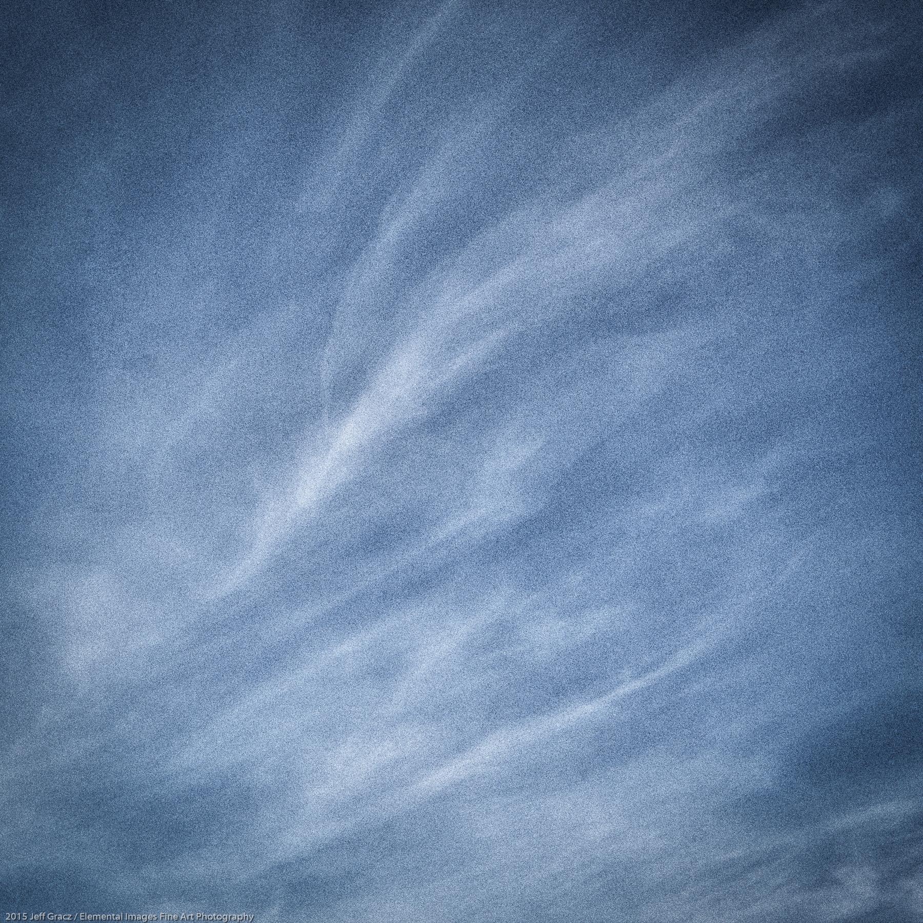 Skyscapes #2   Vancouver   WA   USA - © 2015 Jeff Gracz / Elemental Images Fine Art Photography - All Rights Reserved Worldwide