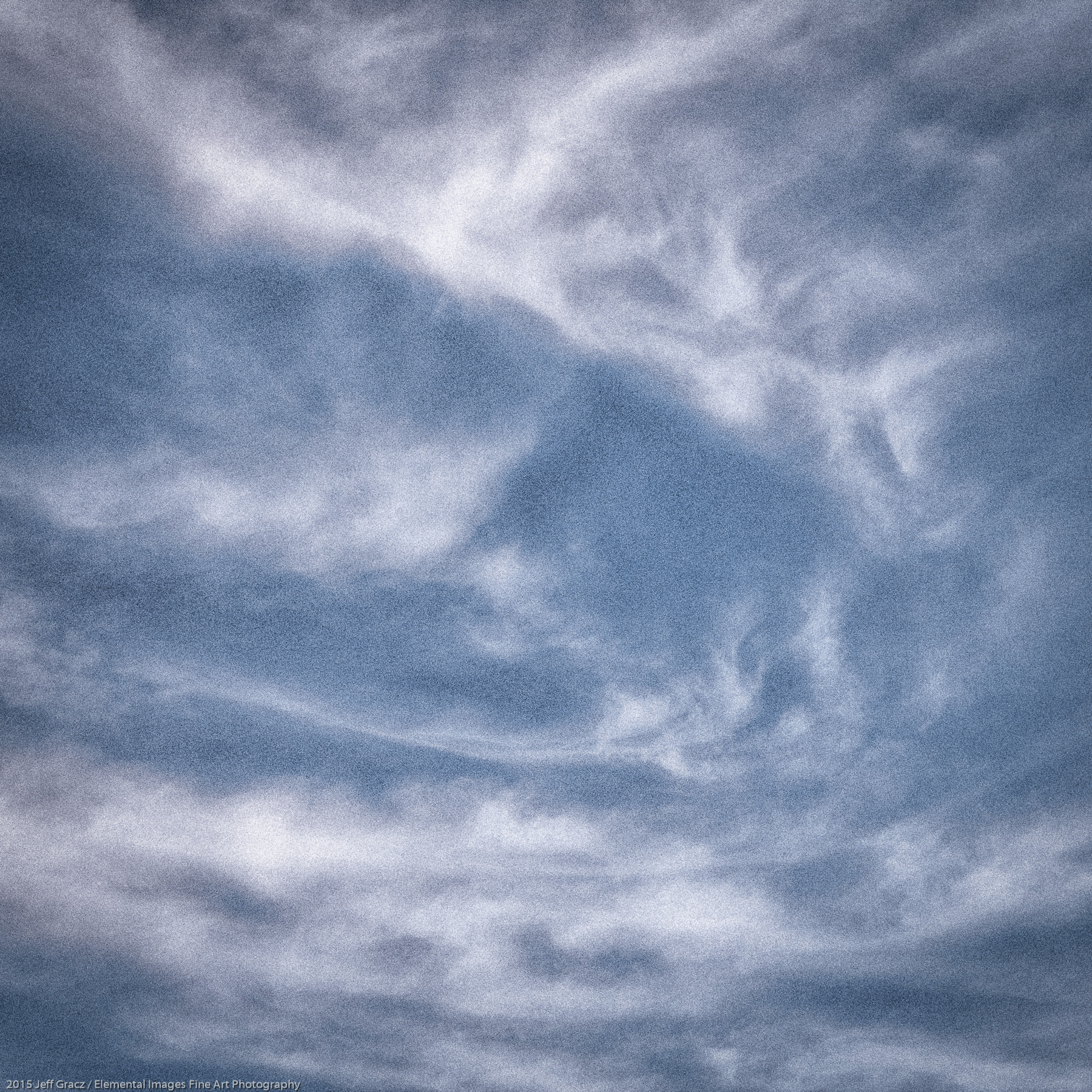 Skyscapes #3 | Vancouver | WA | USA - © 2015 Jeff Gracz / Elemental Images Fine Art Photography - All Rights Reserved Worldwide