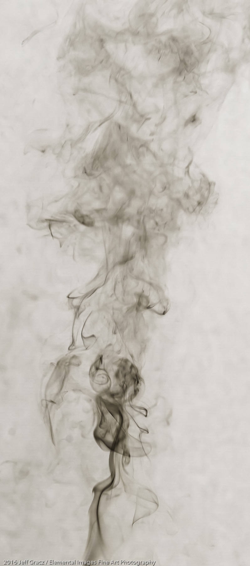 Smoke 4 | Vancouver | WA | USA - © 2016 Jeff Gracz / Elemental Images Fine Art Photography - All Rights Reserved Worldwide