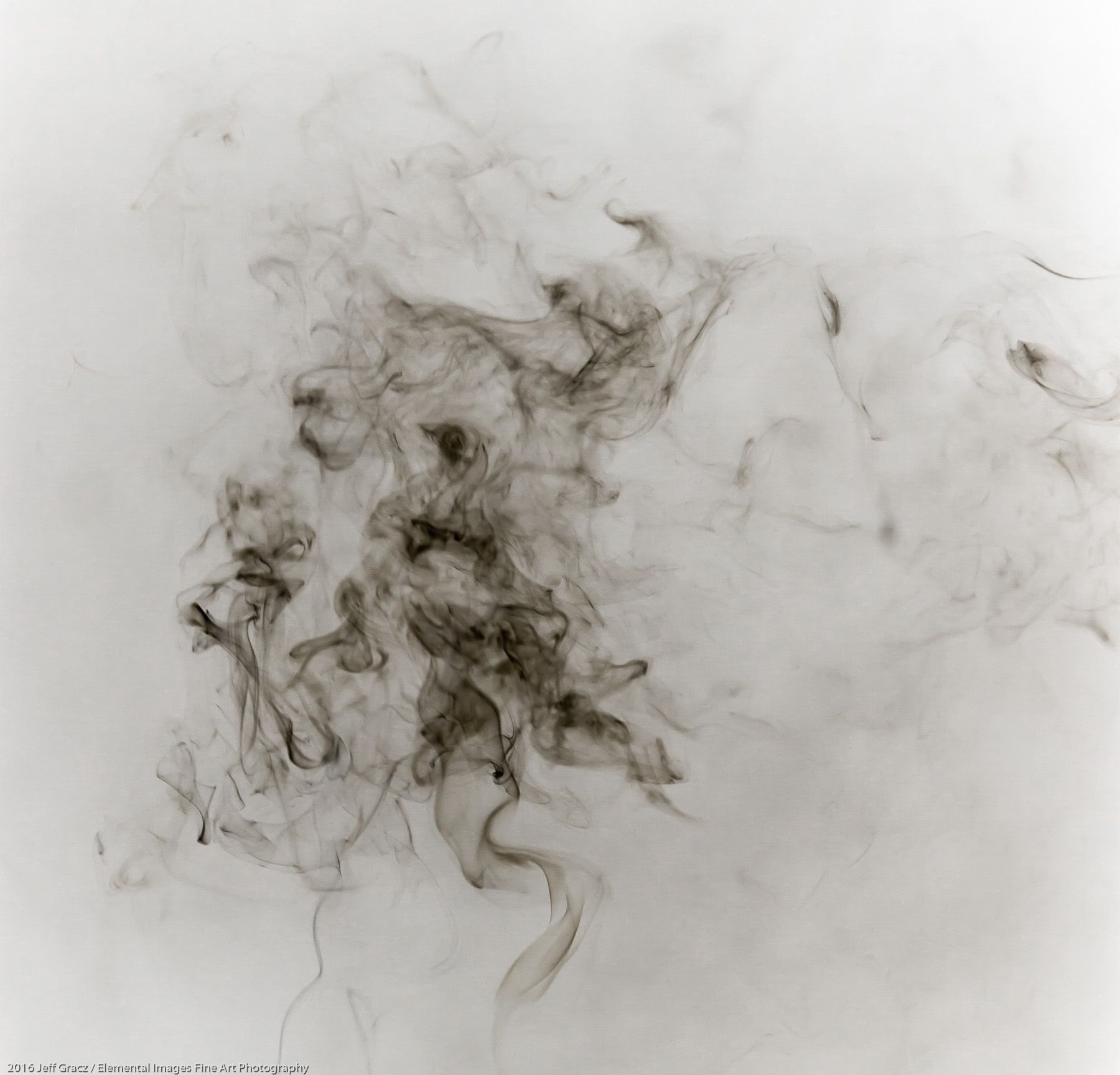Smoke 9 | Vancouver | WA | USA - © 2016 Jeff Gracz / Elemental Images Fine Art Photography - All Rights Reserved Worldwide