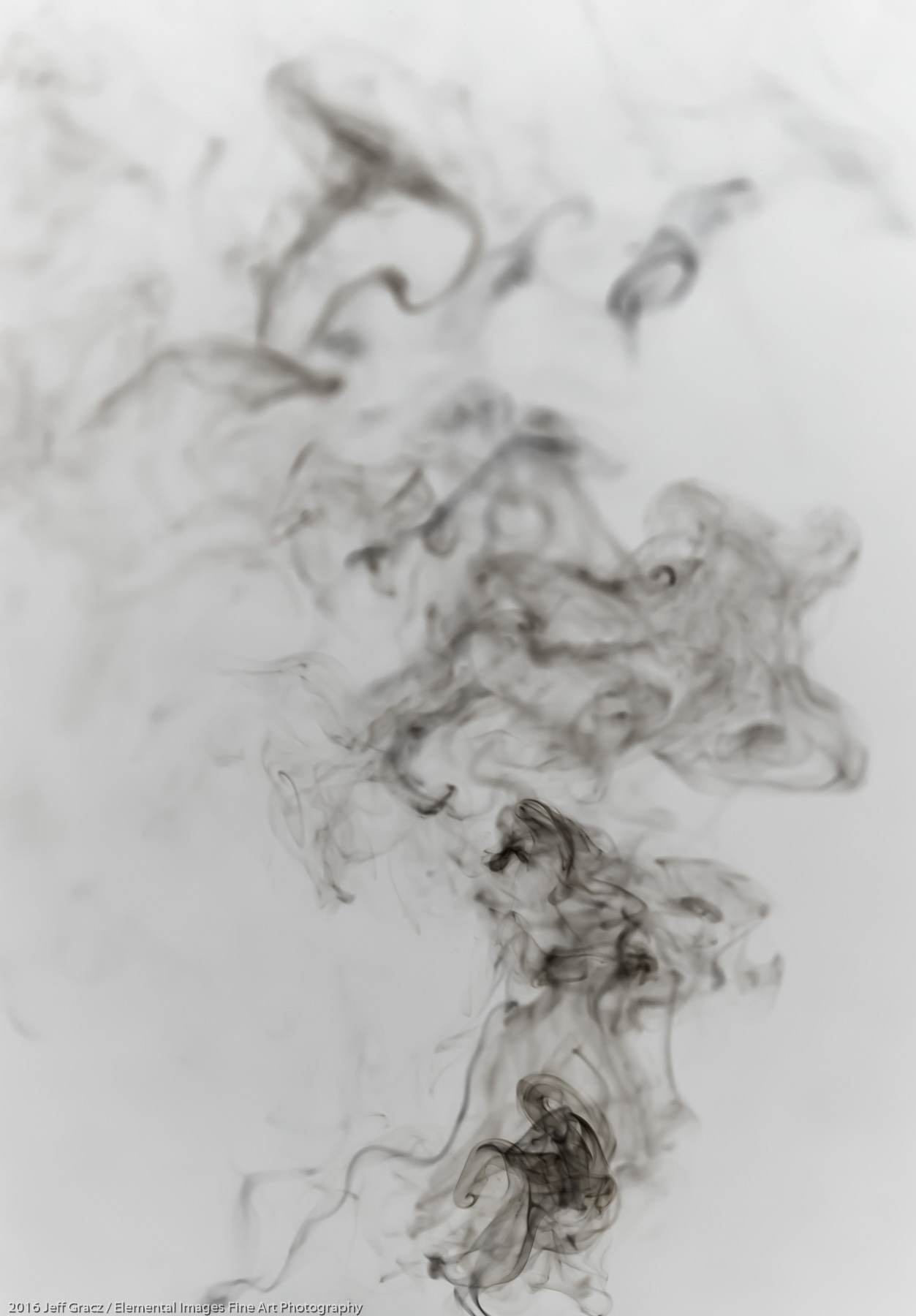 Smoke 13 | Vancouver | WA | USA - © 2016 Jeff Gracz / Elemental Images Fine Art Photography - All Rights Reserved Worldwide
