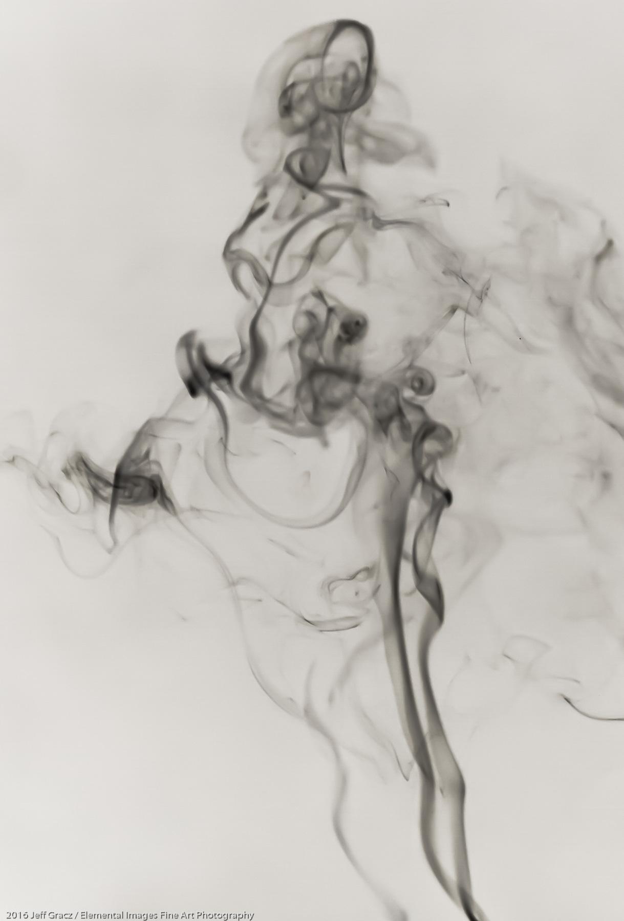 Smoke 23 | Vancouver | WA | USA - © 2016 Jeff Gracz / Elemental Images Fine Art Photography - All Rights Reserved Worldwide