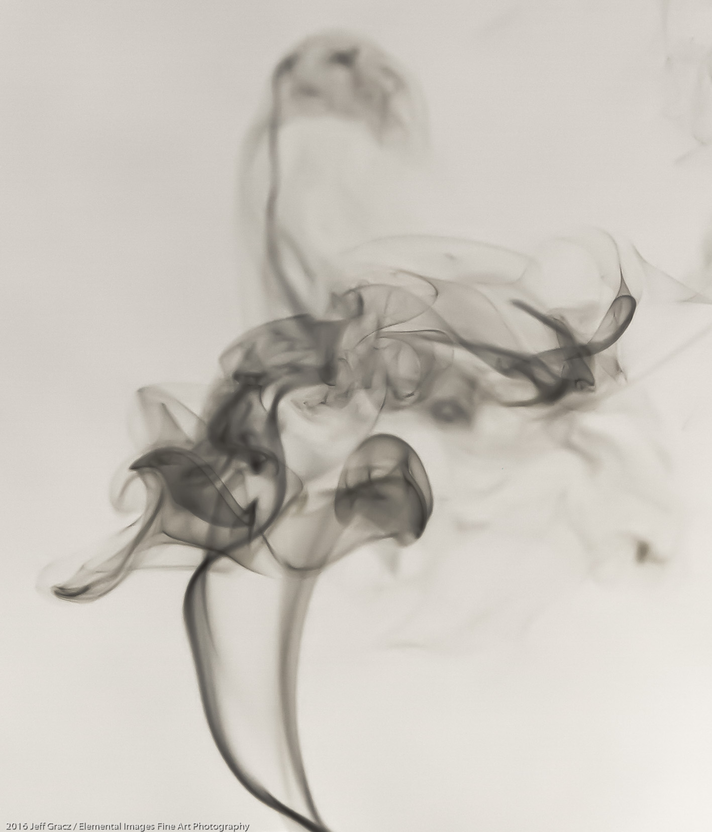 Smoke 24 | Vancouver | WA | USA - © 2016 Jeff Gracz / Elemental Images Fine Art Photography - All Rights Reserved Worldwide