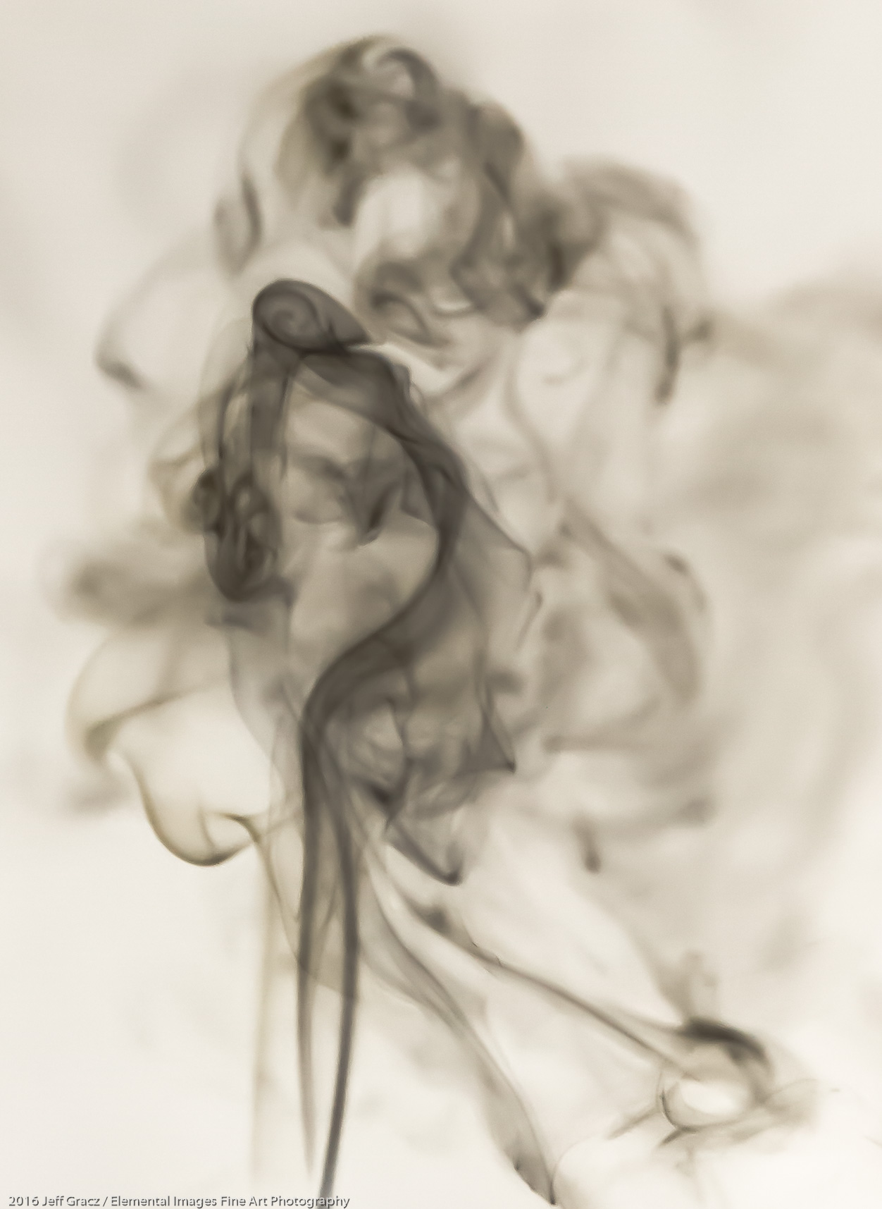 Smoke 28 | Vancouver | WA | USA - © 2016 Jeff Gracz / Elemental Images Fine Art Photography - All Rights Reserved Worldwide
