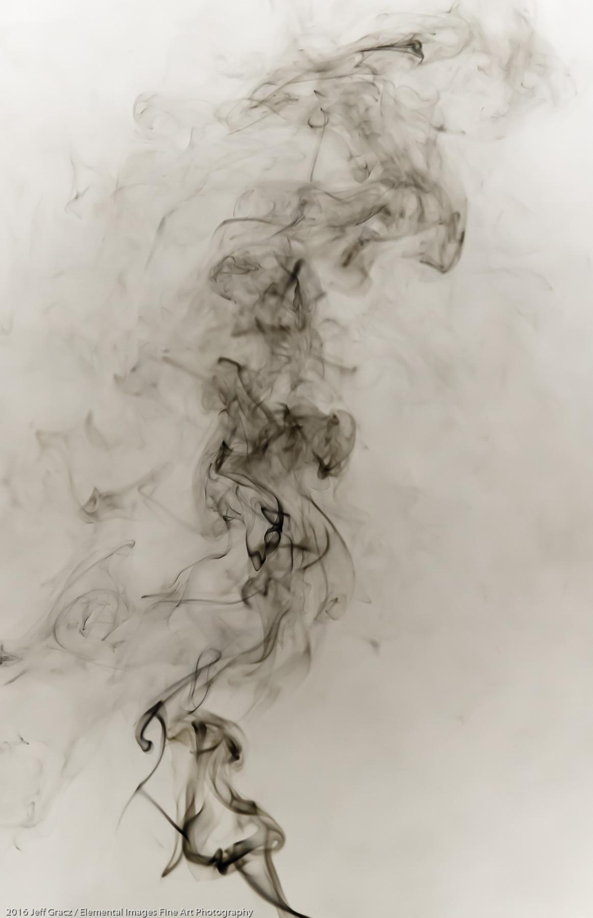 Smoke 29   Vancouver   WA   USA - © 2016 Jeff Gracz / Elemental Images Fine Art Photography - All Rights Reserved Worldwide