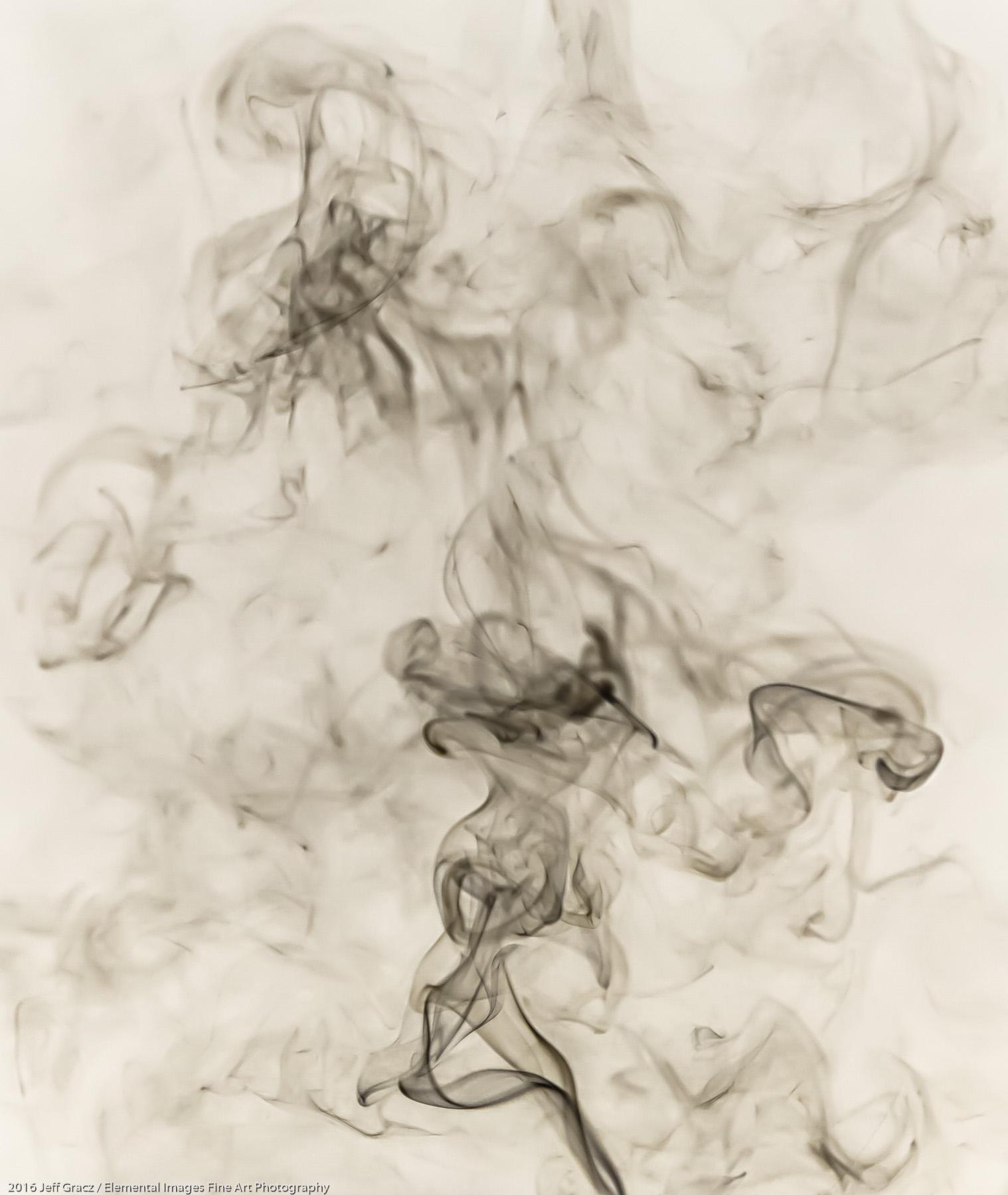 Smoke 30   Vancouver   WA   USA - © 2016 Jeff Gracz / Elemental Images Fine Art Photography - All Rights Reserved Worldwide