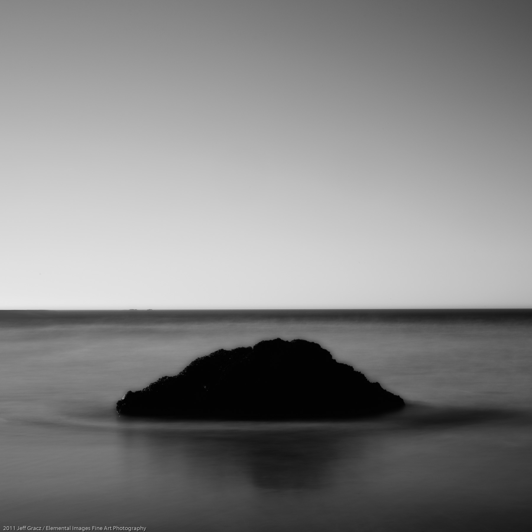 Zen Rocks III | Trinidad | CA | USA - © 2011 Jeff Gracz / Elemental Images Fine Art Photography - All Rights Reserved Worldwide